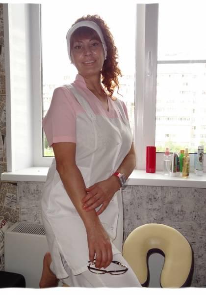 Массажистка Лиза